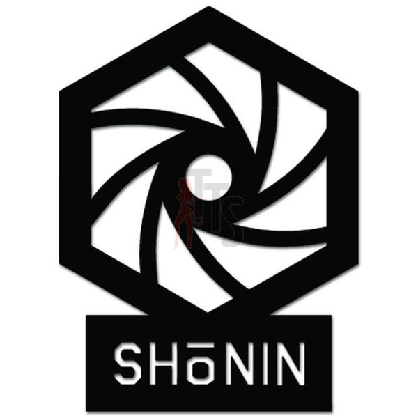 Ingress Shonin Online Gaming Video Game Decal Sticker