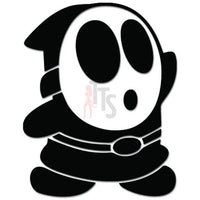 Mario Bros Shy Guy Online Gaming Video Game Decal Sticker