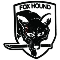 Metal Gear Fox Hound Kojira Online Gaming Video Game Decal Sticker Sticker Style 1