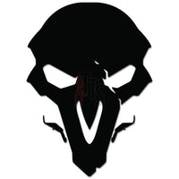 Overwatch Reaper Online Gaming Video Game Decal Sticker