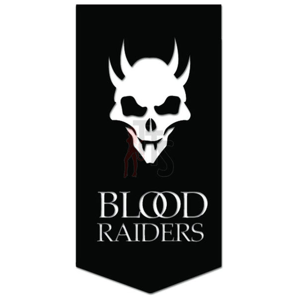 Pirate Factions Blood Raiders Online Gaming Video Game Decal Sticker