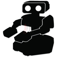 Rob Tasbot Online Gaming Video Game Decal Sticker
