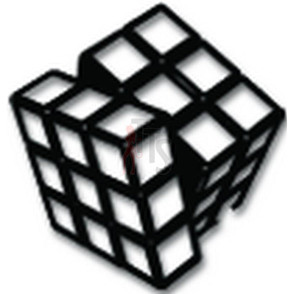 Rubix's Cube Puzzzle Online Gaming Video Game Decal Sticker Sticker Style 1