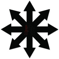 Warhammer 40K Chaos Kaos Online Gaming Video Game Decal Sticker