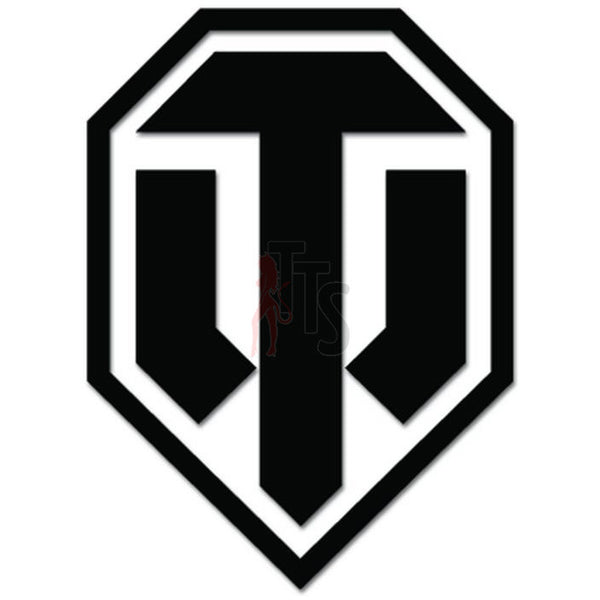 World Of Tanks Online Gaming Video Game Decal Sticker
