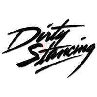 Dirty Stancing JDM Japanese Sticker