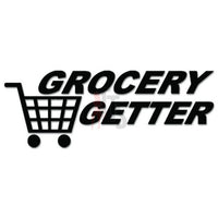 Grocery Getter JDM Japanese Sticker - TipTopSIGNS