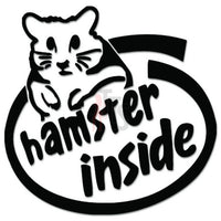Hamster Inside Funny JDM Japanese Sticker Style 2 - TipTopSIGNS