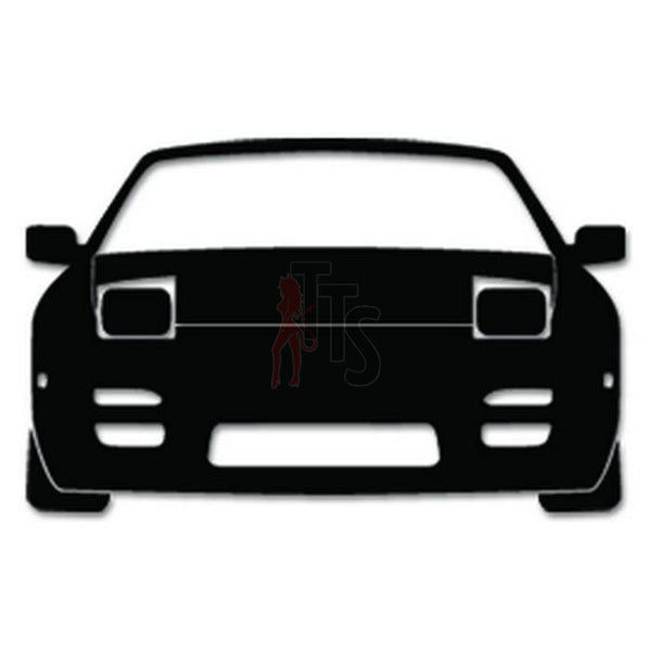 Nissan 240sx s13 JDM Japanese Sticker
