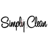Simply Clean JDM Japanese Sticker Style 1 - TipTopSIGNS