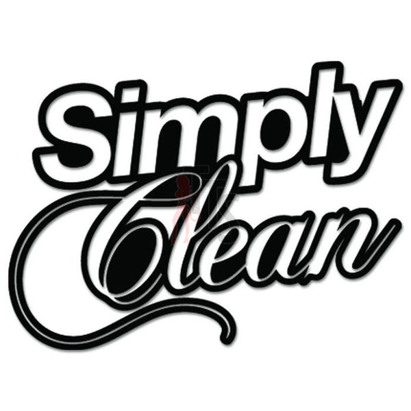 Simply Clean JDM Japanese Sticker Style 4