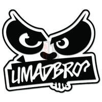 You Mad Bro JDM Japanese Sticker Style 2 - TipTopSIGNS