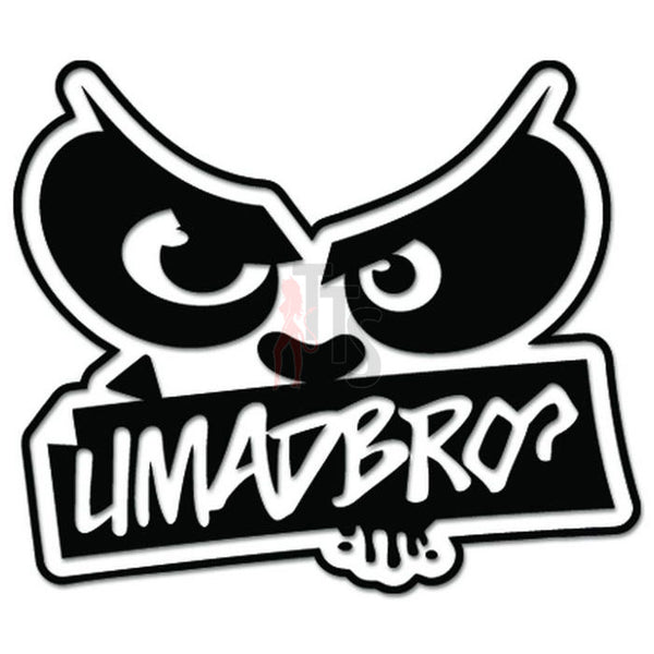 You Mad Bro JDM Japanese Sticker Style 2