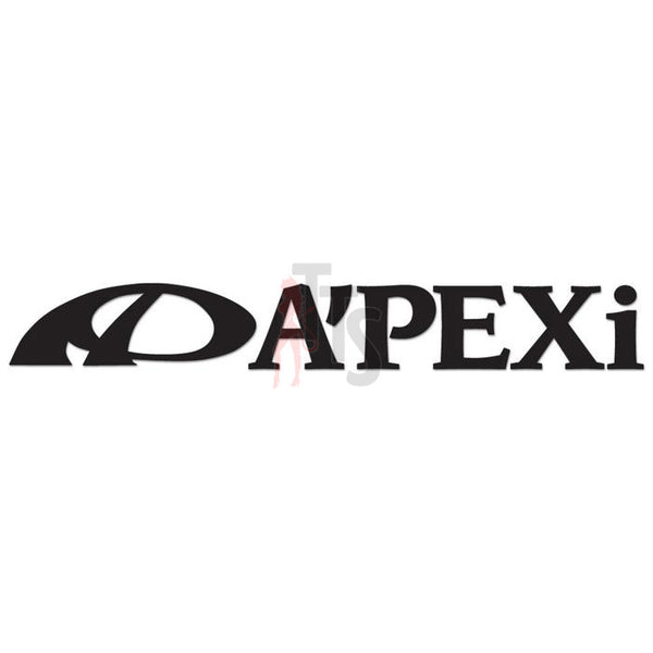 APEX Performance Racing Decal Sticker Style 3