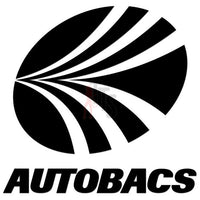 AUTOBACS Performance Racing Decal Sticker