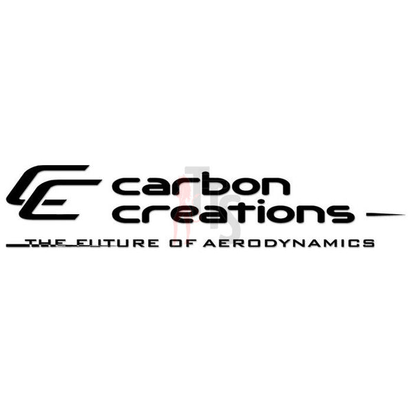 Carbon Creations Performance Racing Decal Sticker