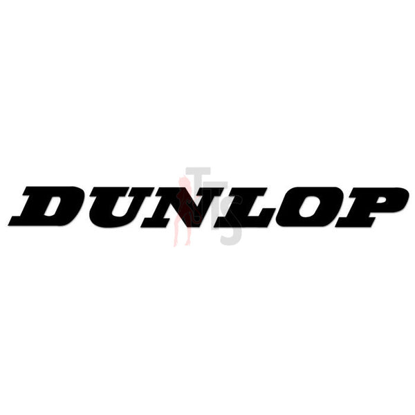 Dunlop Tires Performance Racing Decal Sticker Style 1