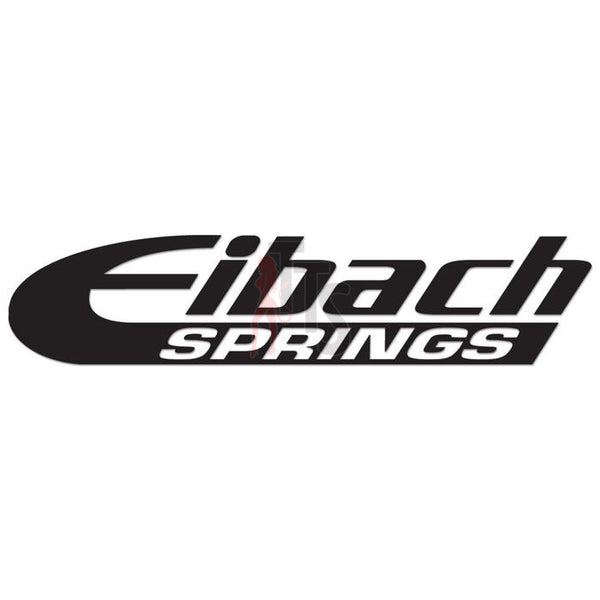 Eibach Springs Performance Racing Decal Sticker