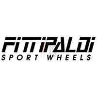 Fittipaldi Wheels Performance Racing Decal Sticker Style 1