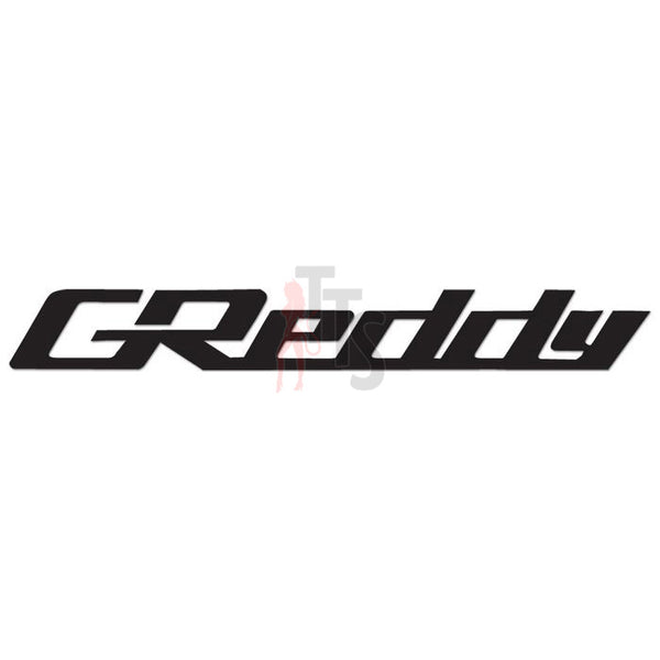 Greddy Performance Racing Decal Sticker Style 1