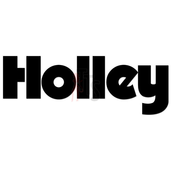 Holley Performance Racing Decal Sticker