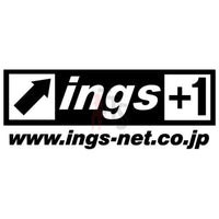 Ings Performance Racing Decal Sticker