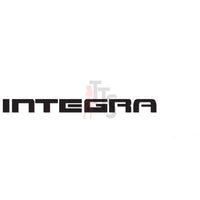 Integra Performance Racing Decal Sticker