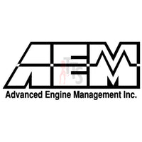 AEM Performance Racing Decal Sticker Style 1