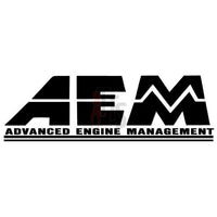 AEM Performance Racing Decal Sticker Style 2