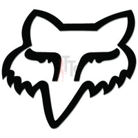 Fox Racing Performance Racing Decal Sticker Style 2