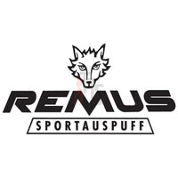 Remus Sportauspuff Performance Racing Decal Sticker
