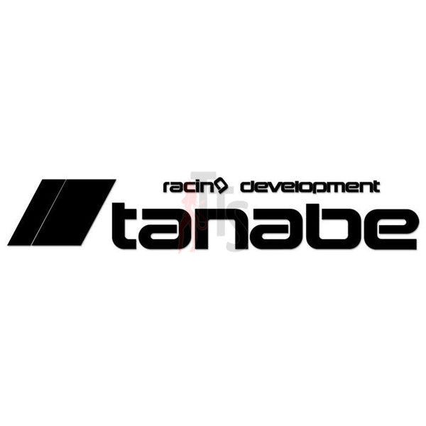 Tanabe Performance Racing Decal Sticker Style 1