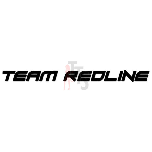 Team Redline Performance Racing Decal Sticker