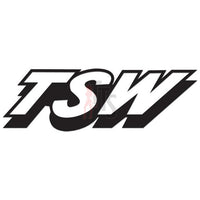 TSW Performance Racing Decal Sticker