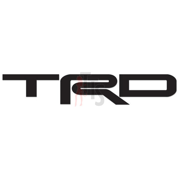 TRD Performance Racing Decal Sticker