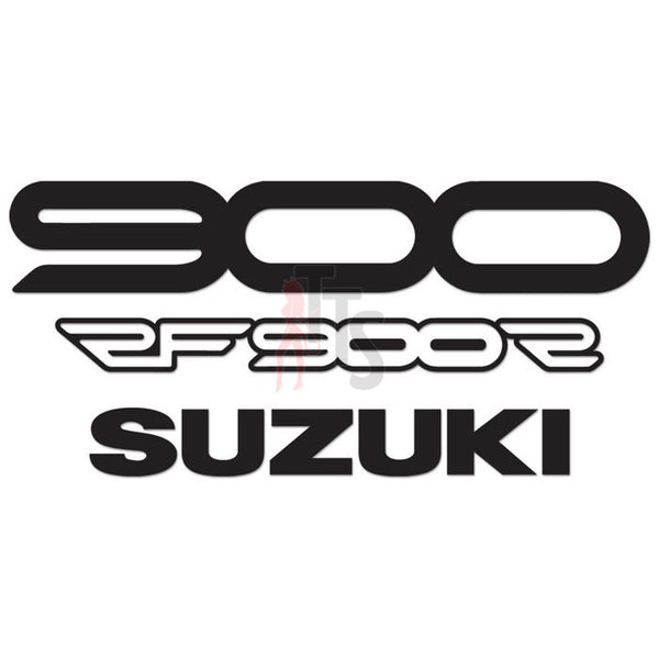 Suzuki RF900 Motorcycle Performance Racing Decal Sticker