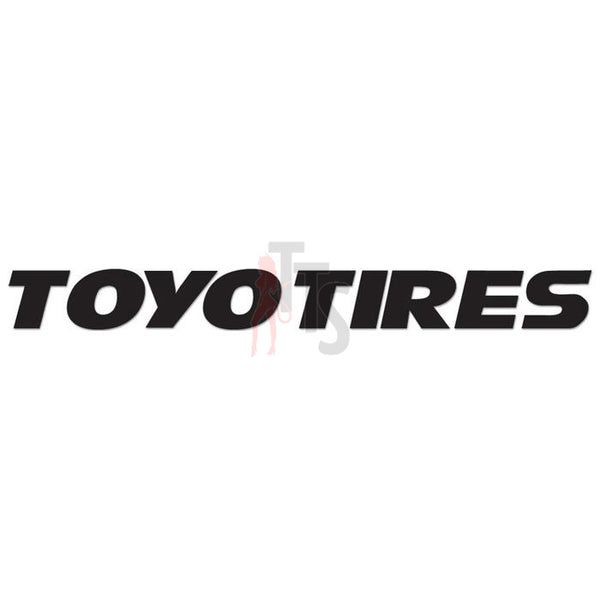 Toyo Tires Performance Racing Decal Sticker Style 1