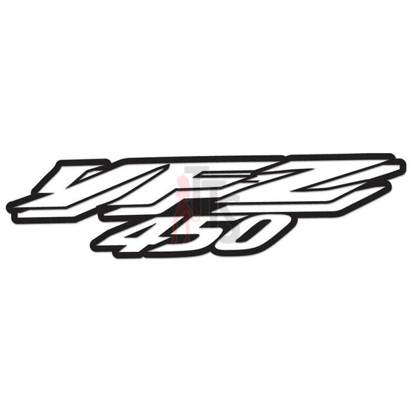 Yamaha YFZ 450 ATV Performance Racing Decal Sticker