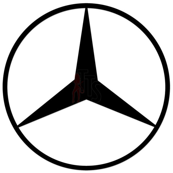 Mercedes Benz Performance Racing Decal Sticker