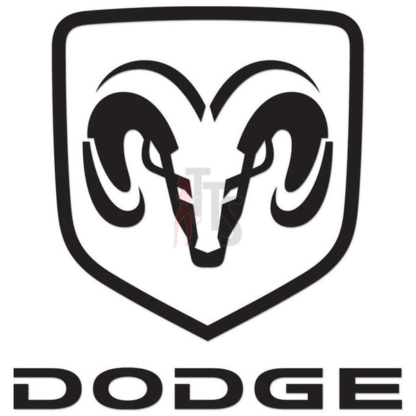 Dodge Performance Racing Decal Sticker Style 1
