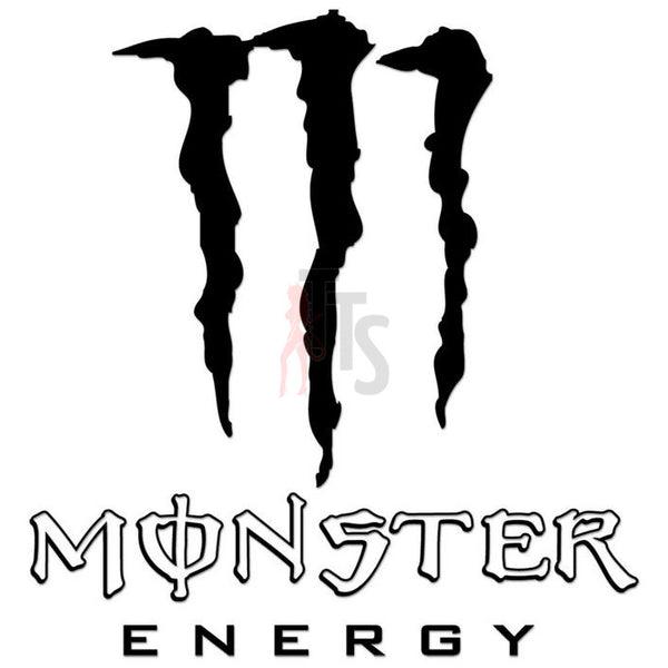 Monster Energy Performance Racing Decal Sticker Style 2