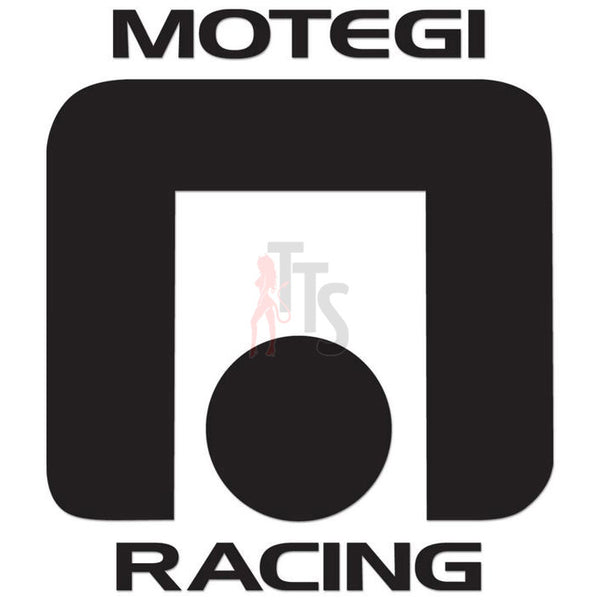 Motegi Racing Performance Racing Decal Sticker Style 1