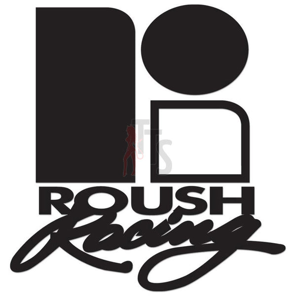 Roush Racing Performance Racing Decal Sticker