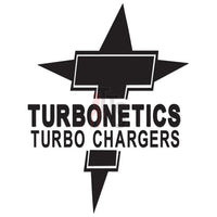 Turbonetics Performance Racing Decal Sticker Style 1
