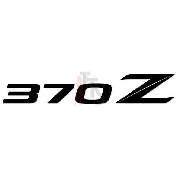Nissan 370Z Performance Racing Decal Sticker