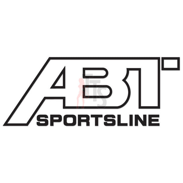 ABT Sportsline Performance Racing Decal Sticker
