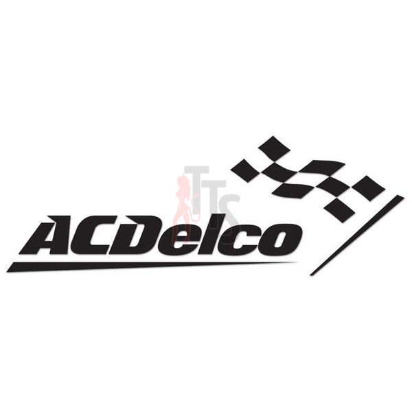 AC Delco Performance Racing Decal Sticker