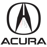 Honda Acura Performance Racing Decal Sticker Style 2