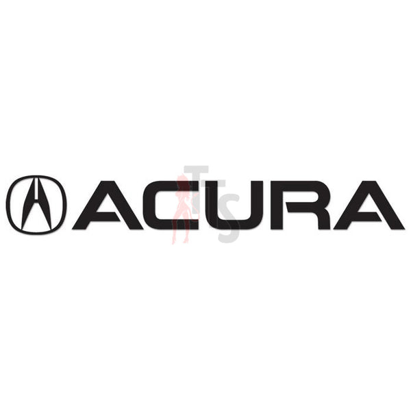 Honda Acura Performance Racing Decal Sticker Style 4
