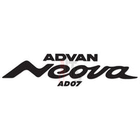 Advan Neova Performance Racing Decal Sticker